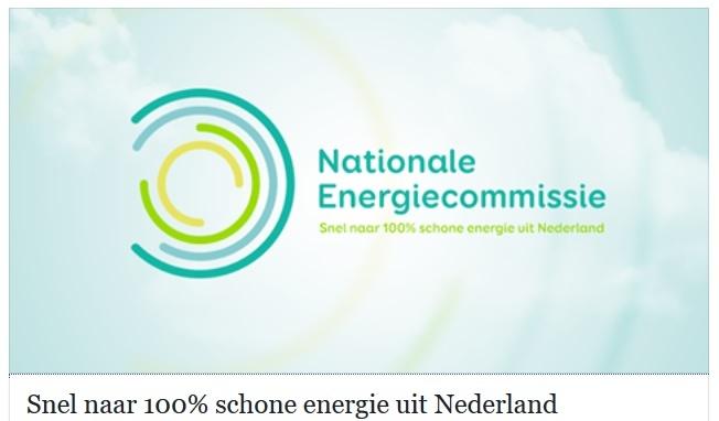 Meedoen? Nationale Energiecommissie