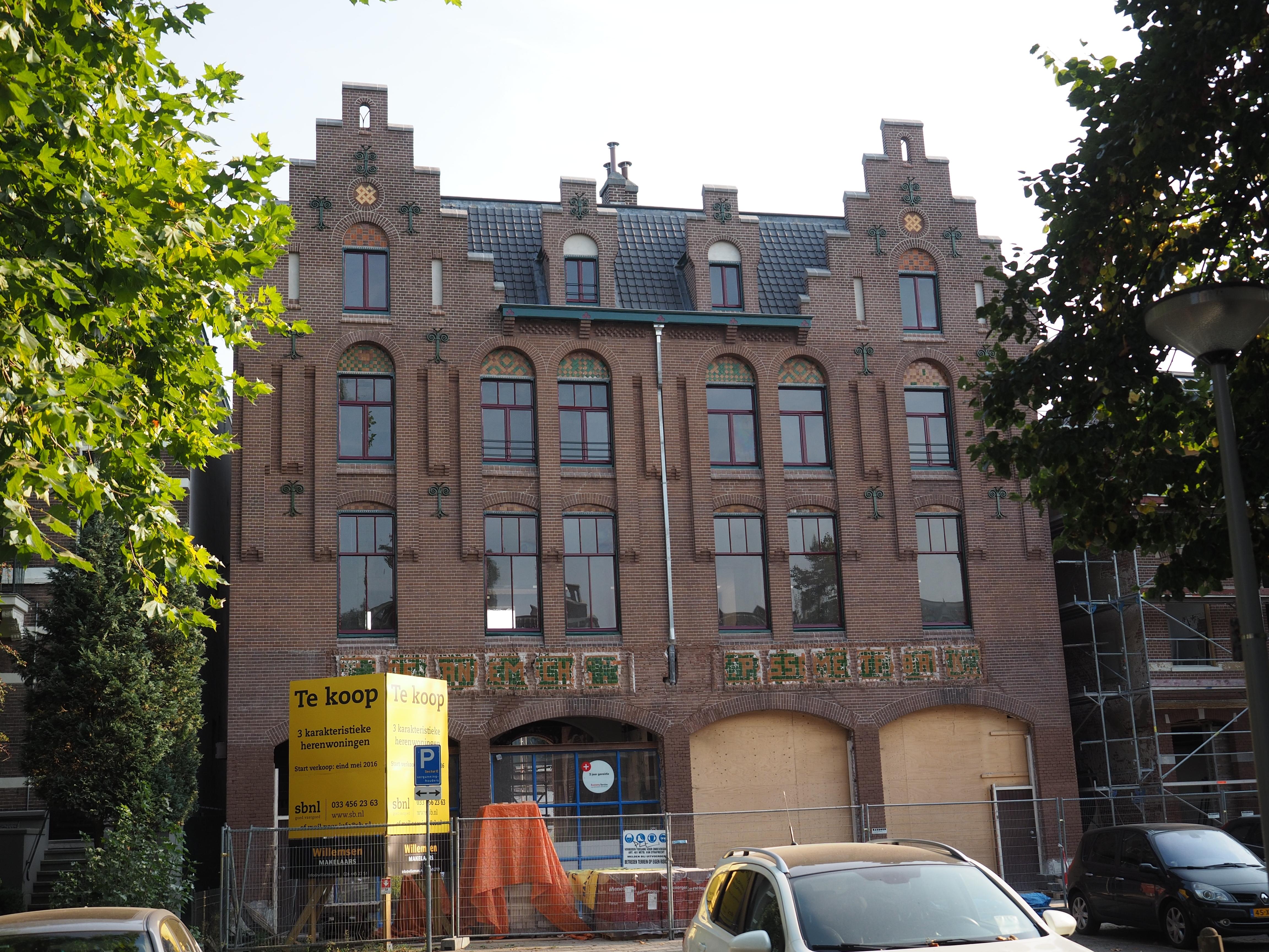 De Arnhemse Passementen Fabriek