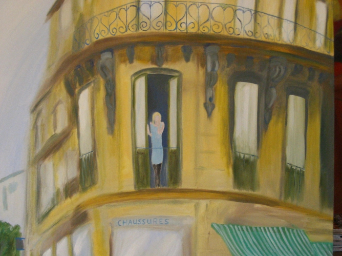 Expositie Schilderijen Spijkerstraat 185a