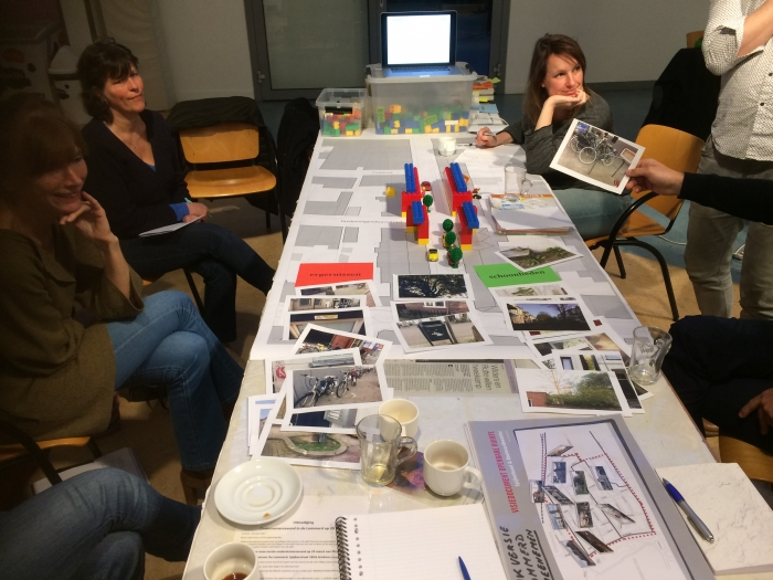Spijkerlab verslag workshop 2 Driekoningenstraat