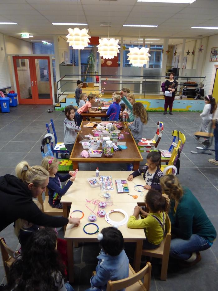 Creatieve cursussen op Jenaplanschool De Sterrenkring