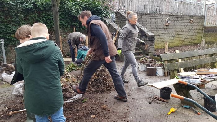 NL DOET vrijwilligers BEDANKT!